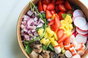 Cómete el arcoíris: los beneficios de los alimentos según su color