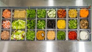 Salad Planet, una carta fresca, colorida y saludable