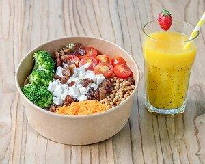 Salad Planet, preocupada por los veganos y vegetarianos