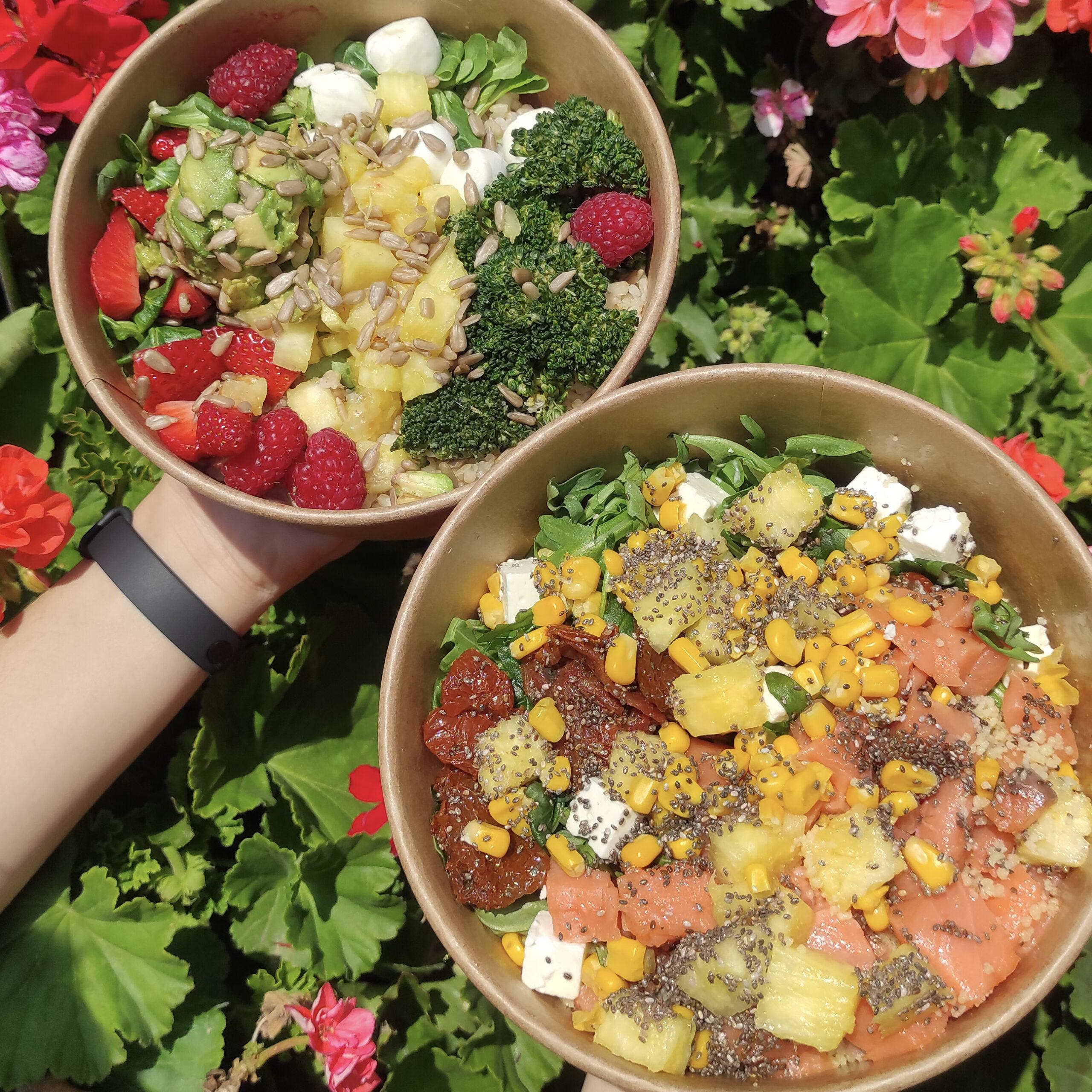 ensaldas Salad Planet de primavera