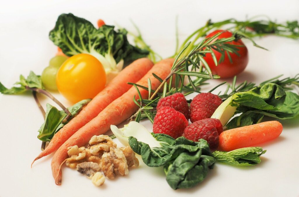 verduras realfooding