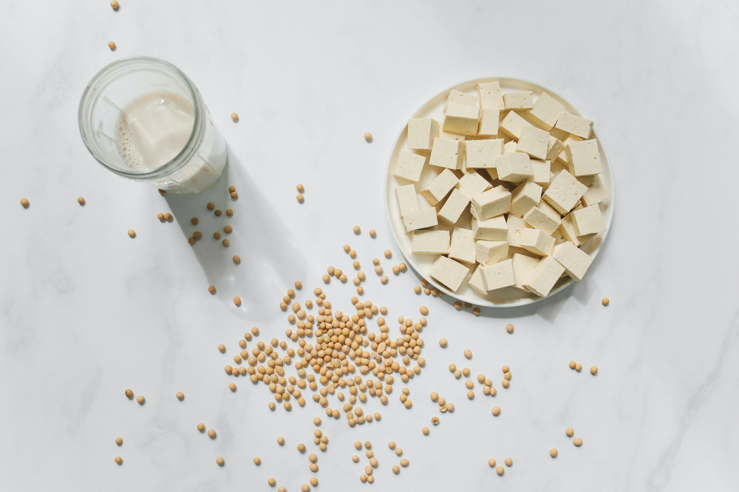 3 formas de marinar el tofu, de manera saludable
