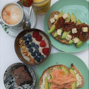 Las mejores opciones para un desayuno rico y saludable