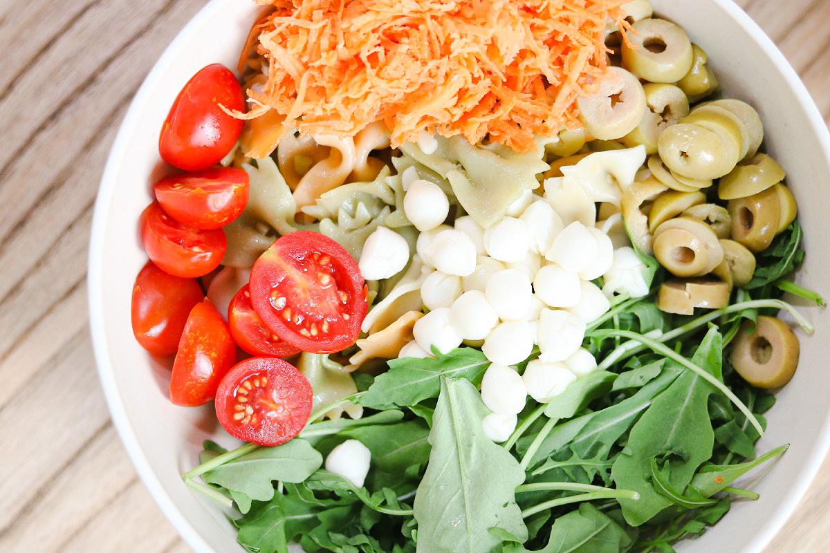 Salad Planet pasta