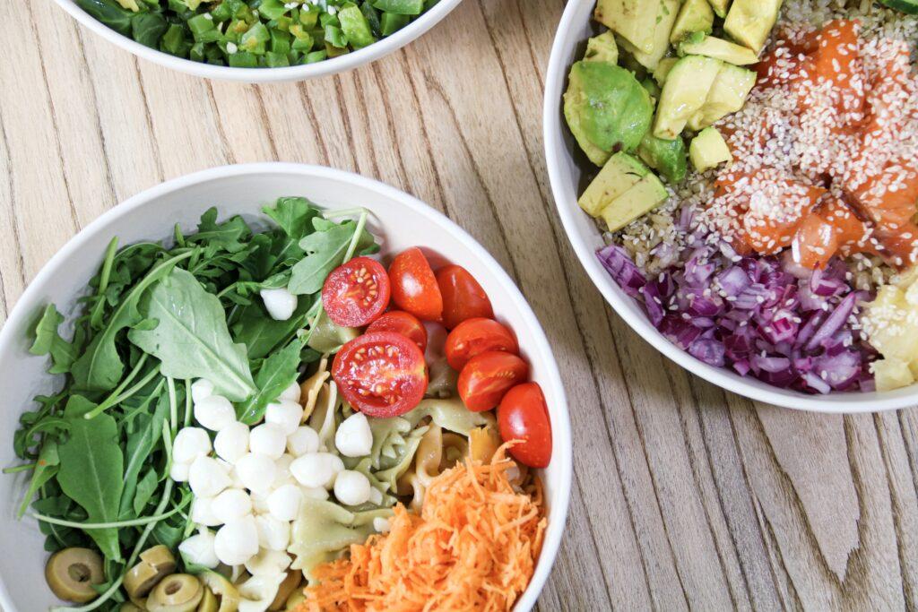 En Salad Planet contamos con opciones tanto veganas como vegetarianas