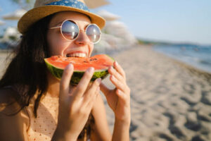 Frutas, verduras y verano: la perfecta combinación
